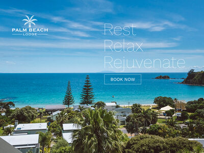 Website for Palm Beach Lodge