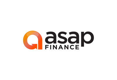 Logo design for property finance company ASAP Finance