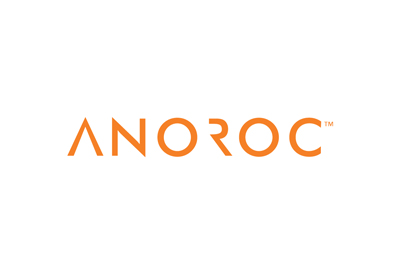 Logo for holding company ANOROC