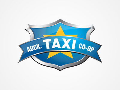 Auckland taxi Company branding