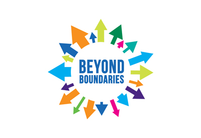 Logo design for financial services conference Beyond Boundaries