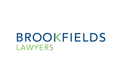 Logo for Brookfields Lawyers
