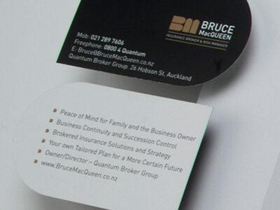 Bruce MacQueen Branding