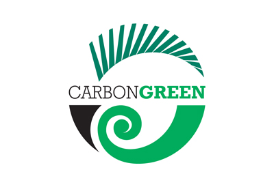 Certification logo for carbon neutral tourism company