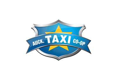 Logo for Auckland Co-op Taxi company