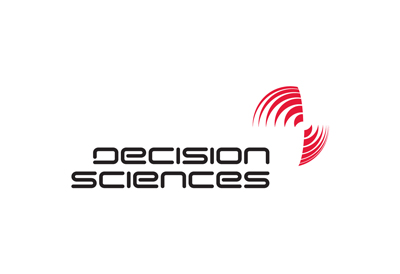 Logo design for high teck defence contractor Decision Sciences