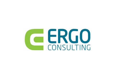 Logo for Ergo Consulting electrical engineering firm