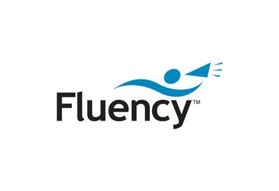 Logo for Fluency call centre management software