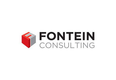 Logo design for construction consultant Fontein Consulting