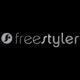 Logo for Freestyler hair styling iron