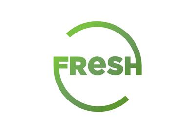 Logo for brake technology company Fresh