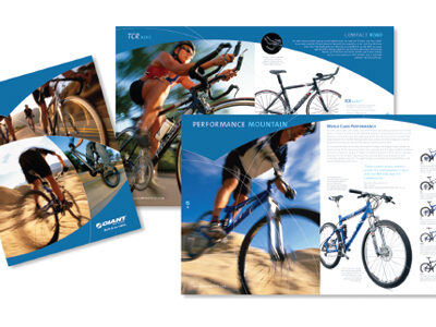 Giany Bicycle catalogue