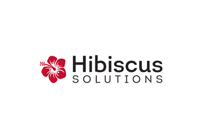 Logo for food ingredients importer Hibiscus Solutions