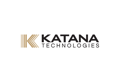 Logo for IT Security company Katana technologies