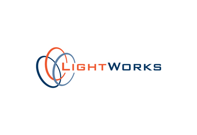 Logo for optical engineering company Lightworks