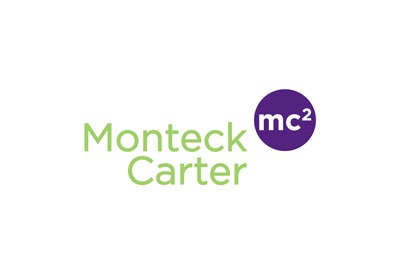 Logo for business advisory and accounting firm Monteck Carter