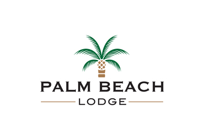 Palm Beach Lodge Waiheke Island resort logo