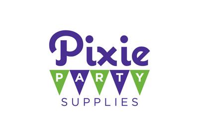 Pixie Party Supplies retailer logo
