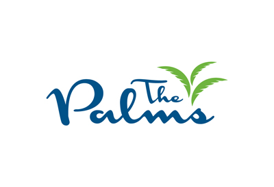 The Palms logo