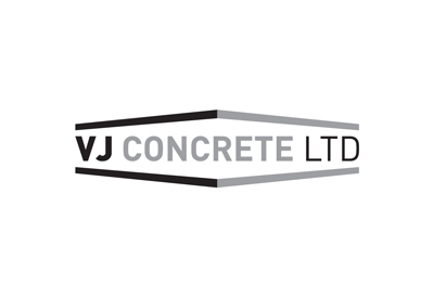 VJ Concrete logo