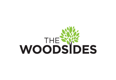 The Woodsides Apartments logo
