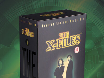 X Files Collectors Gift Box